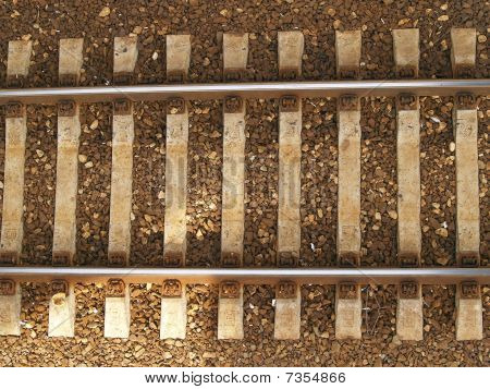 Rails And Sleepers