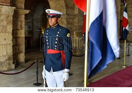Honor Guard, National Pantheon, Dominican Republic