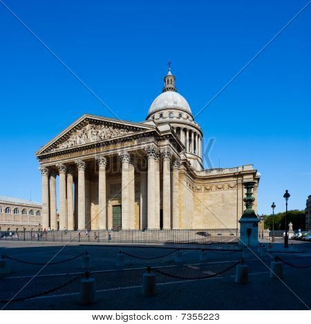 The Pantheon, In Paris