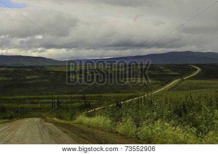 Haul Road Alaska