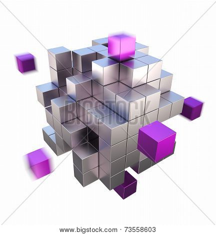 Abstract Structure on White