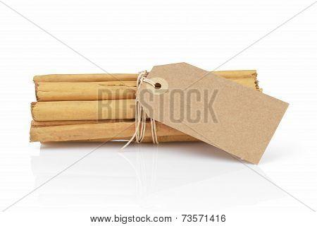 True Ceylon Cinnamon Sticks Tied With Twine