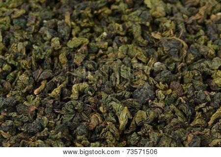 Chinese Oolong Tea Background