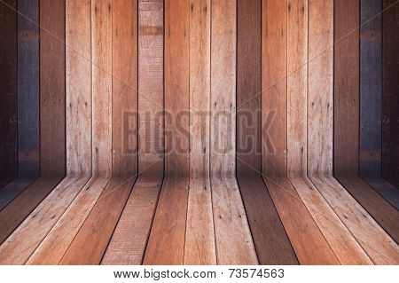 perspective Wood background