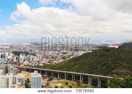 Vila Velha, Third Bridge (terceira Ponte), Penha Convent (convento Da Penha),  Brazil