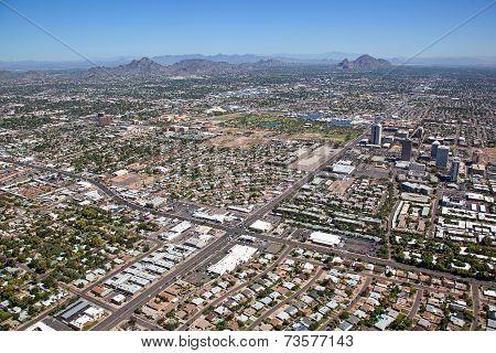 Midtown Phoenix, Arizona