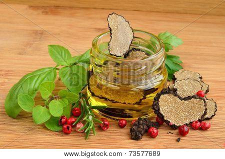 Truffle In Oil