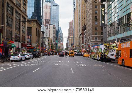 Seventh Avenue New York City