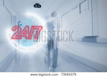 Around The Clock Urgent In The Hospital