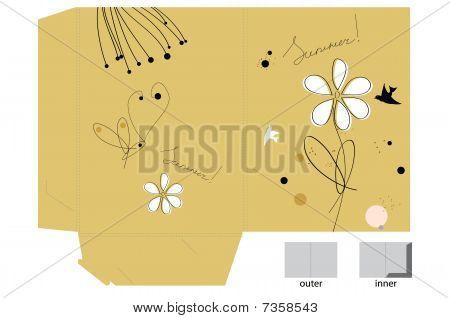Gift folder