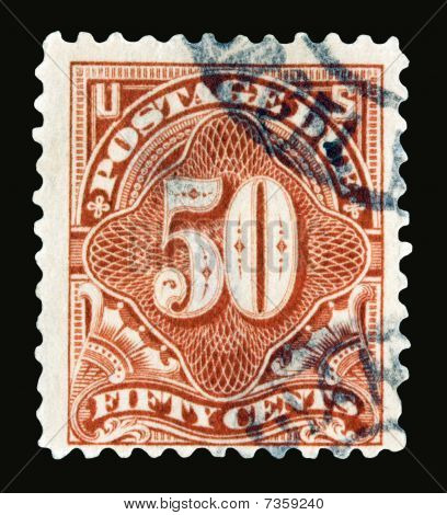 Postage Due 1917