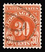 Postage Due 1930