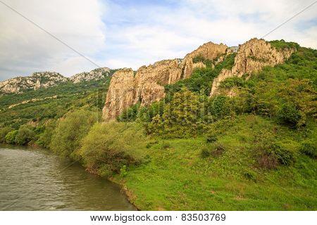Ritlite Rock Formations, Bulgaria