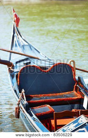 Gondola In The River