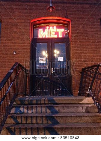The Met Café