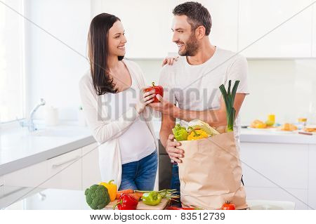 Living A Healthy Life Together.