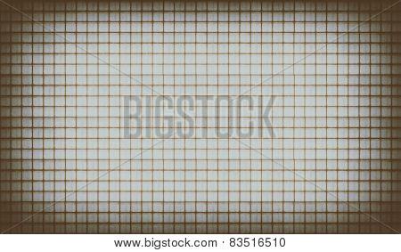 Brown Vintage Lined Paper Background