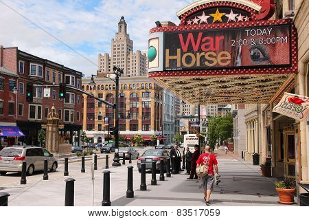 Providence, Usa