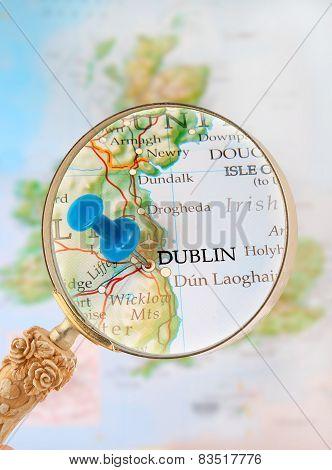 Looking In On Dublin, Ireland