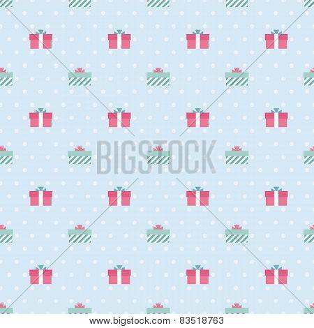 gift box pattern