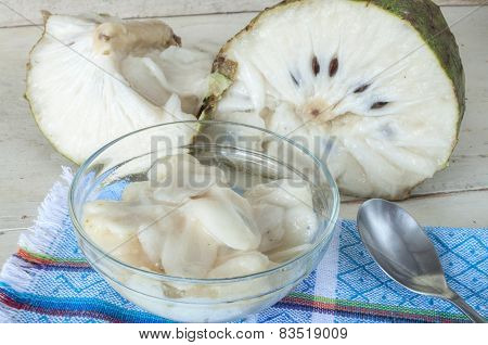 Soursop Fruit Dessert