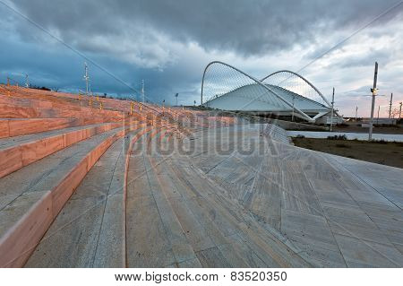 Olympic sports complex, Athens.