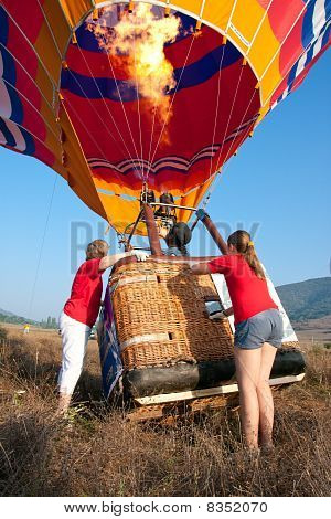International Balloon Festival Montgolfeerie