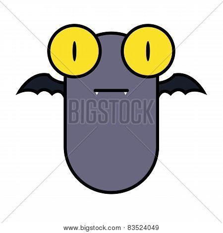 Big Eye Bat.
