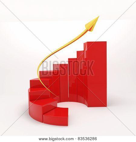 Chart schedule finance success money