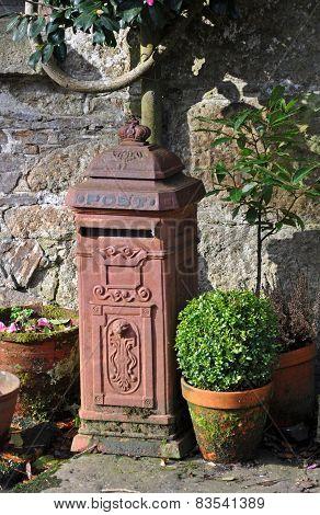 Garden Post Box