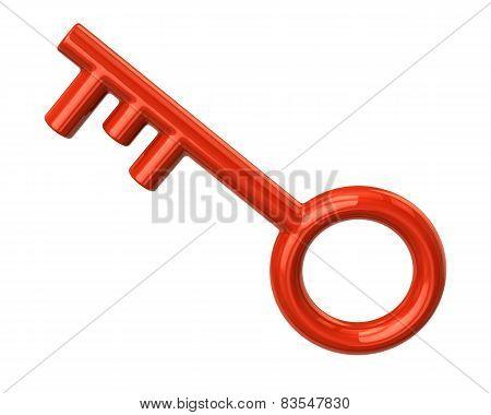 Orange Key