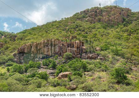 Rocky Hills Of Gaborone