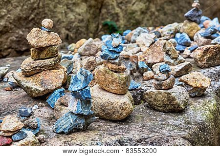 Statuettes From Stones