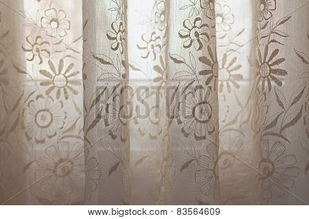 Curtain Embroidery