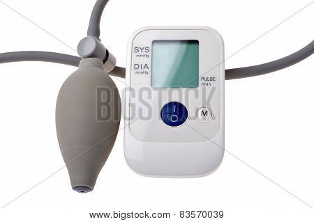 Blood Pressure Close Up