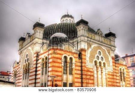 Sofia Synagogue, The Largest Synagogue In Southeastern Europe - Bulgaria