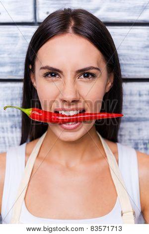 Fresh Chili Pepper.