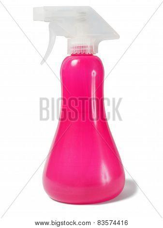 Pink Sprinkler