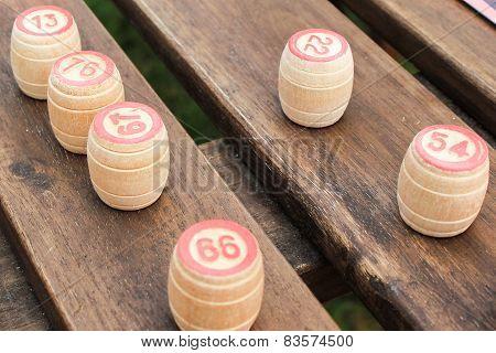 Loto game(Bingo)