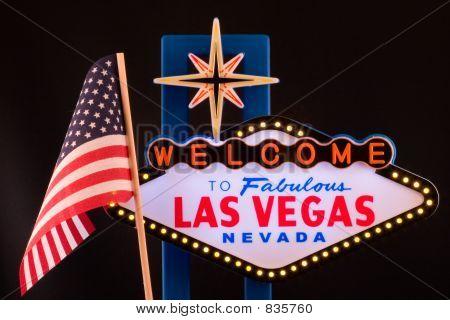 Patriotic Las Vegas