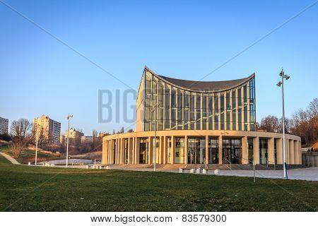 Philharmonic in Gorzow Wielkopolski