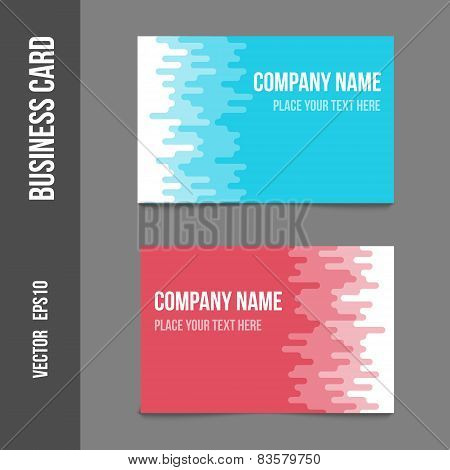 Corporate Identity - Business Cards
