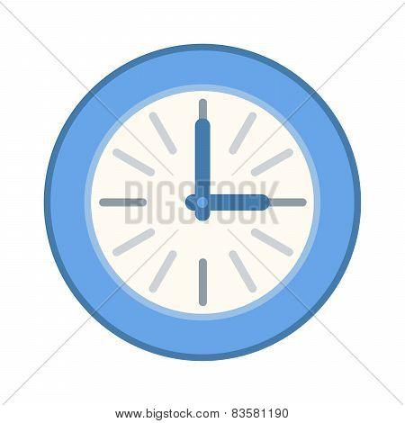 Watch Stylized Icon Symbol