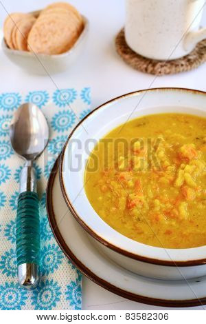 Curry Vegetable Soup