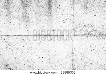 White Concrete Wall Pattern, Background Exture