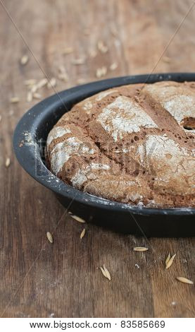 Homemade Sourdough Rye Bread