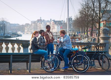 Multicultural Amsterdam