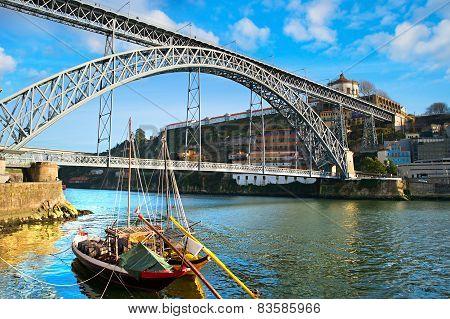Porto Traditional Scene