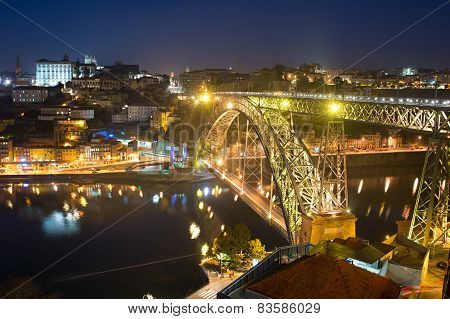 Dom Luis Bridge, Portgual