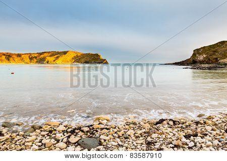 Lulworth Cove Dorset England